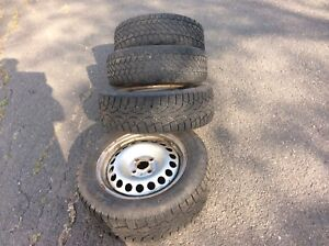 Winter Tires for sale,,P195/60R15