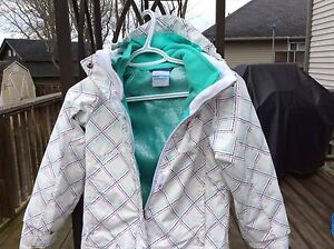 Girl 3 in 1 COLUMBIA Winter Coat