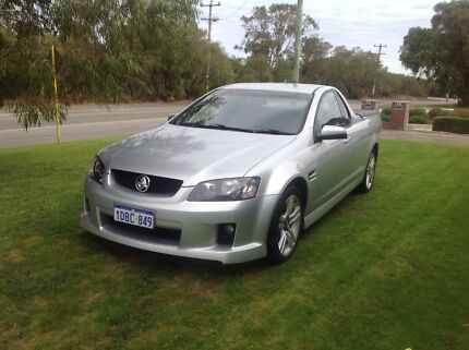 2009 Holden Commodore Ute Emu Point Albany Area Preview