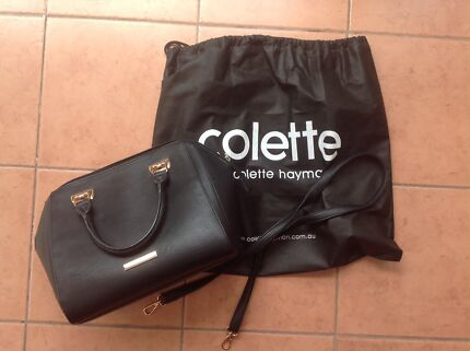 Black Handbag by Colette, Craigieburn pick up