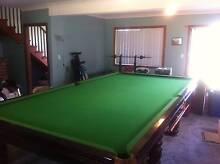 Full Size Antique Billiards Table Gwandalan Wyong Area Preview