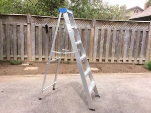 6ft step foot ladder