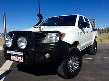 Toyota Hilux SR 2005 Turbo Diesel Southport Gold Coast City Preview
