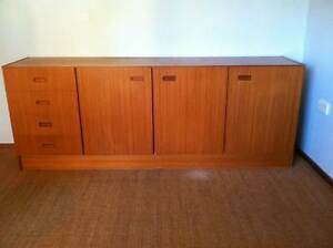 Teak sideboard Frenchs Forest Warringah Area Preview