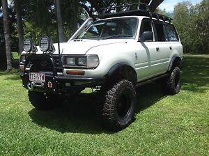 1997 Toyota LandCruiser Wagon Mundingburra Townsville City Preview