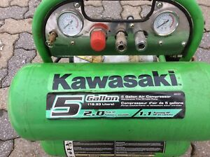 Compresseur à air Kawasaki