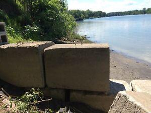 Bloc de béton/Bloc de ciment