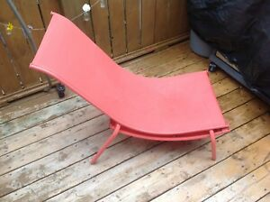 Deck Lounge Chair (New Never Used )