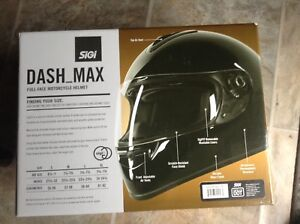 Sigi Dash Helmet NIB