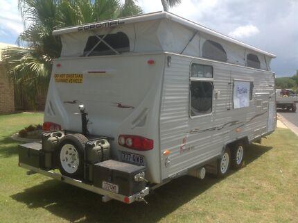 Coromal Corvair Pop Top Caravan 2006