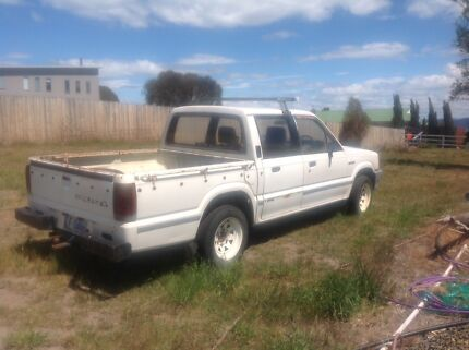 Ford Courier Ute 1985