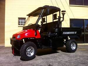 SYNERGY FARM BOSS DAIHATSU DIESEL1000CC UTV ATV SIDE X SIDE BUGGY Burleigh Heads Gold Coast South Preview