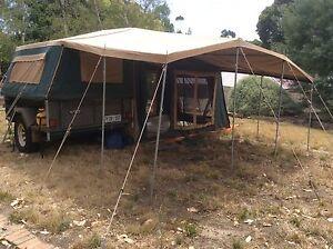 2008 Sar Major Camper Trailer Nairne Mount Barker Area Preview