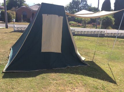 Jackaroo touring tent & Jackaroo Tent | Camping u0026 Hiking | Gumtree Australia Campbelltown ...