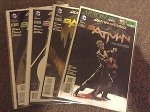 Batman #14-17 Death of the Family New 52