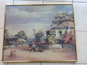 Darcy Doyle framed print McDowall Brisbane North West Preview