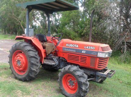 Kubota L4350