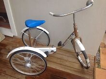 Antique childrens tricycle Marino Marion Area Preview