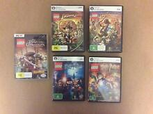 Assorted Lego Video Games Bundle ($10 for the lot!) Blackwood Mitcham Area Preview
