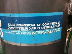 Commercial Air Compressor with Accessories
