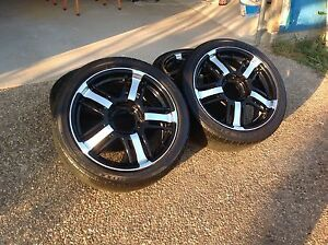 6 stud 18 inch wheels Woombye Maroochydore Area Preview
