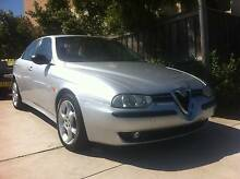 2001 Alfa Romeo 156 T Spark Sport MOMO Seats 3 months rego Nice Merrylands Parramatta Area Preview