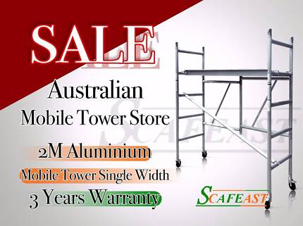 2M Mobile Tower Painting Scaffolding Maintenance On Sale Now !