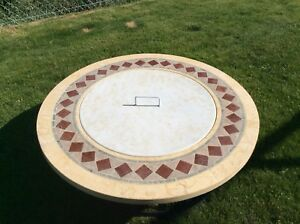 Outdoor fire bowl/table/beverage cooler