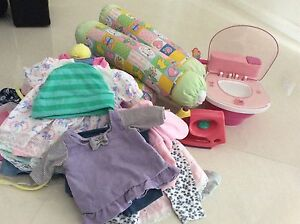 Baby Doll Clothes PLUS more Hillarys Joondalup Area Preview
