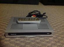 Supernet 8000T-PVR SD set top box with 80gb hard drive. Lavender Bay North Sydney Area Preview