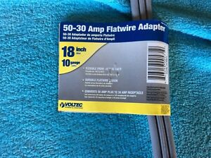 50 to 30 Amp Adapter BRAND NEW
