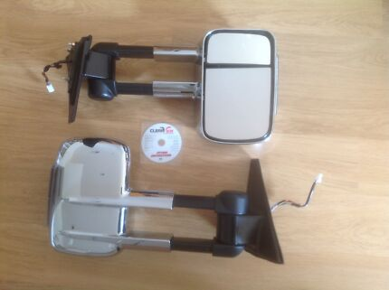 Clearview Towing Mirrors for Pajero Tootgarook Mornington Peninsula Preview