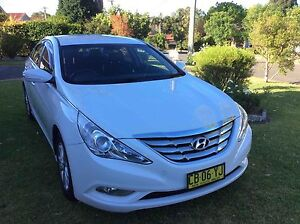 2011 Hyundai i45 Sedan Baulkham Hills The Hills District Preview