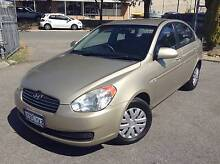 2007 Hyundai Accent AUTO WITH LOW KS Kenwick Gosnells Area Preview