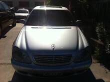 2001 Mercedes-Benz S430 L W220 Luxury V8 Auto Fully optioned Granville Parramatta Area Preview