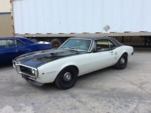 1967 firebird 4555 automatic