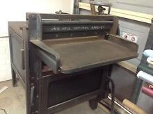 Paper & Cardboard manual guillotine Glenwood Blacktown Area Preview
