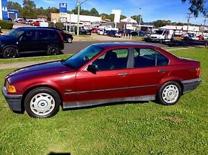 1993 BMW 318i E36 Sedan 4 Cylinder Auto Top Condition Woodbine Campbelltown Area Preview