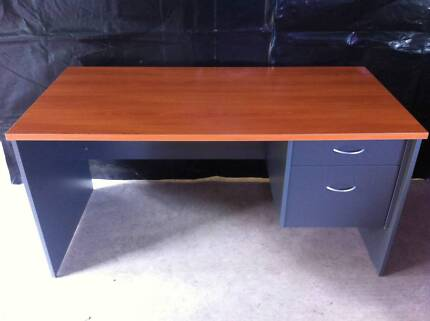 Two Stylish Solid Office Desks Hazelbrook Blue Mountains Preview