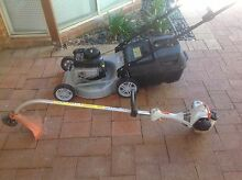 Lawn Mower and Wipersniper Kinross Joondalup Area Preview