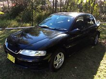 2001 Holden Vectra 4 cylinder Auto Ltd edition nice car Woodbine Campbelltown Area Preview