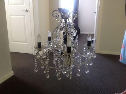 Five light chandler