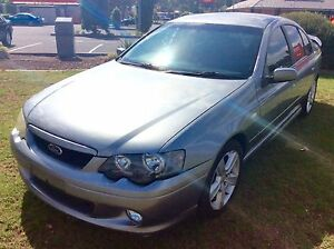 2003 Ford Falcon BA XR6 Sedan fully optioned 3 months rego Woodbine Campbelltown Area Preview