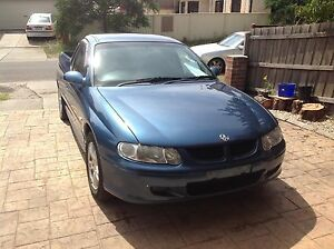 V8 2002 Holden Commodore VUII S Ute Roxburgh Park Hume Area Preview