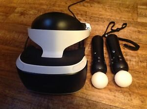 SONY PS VR PS4
