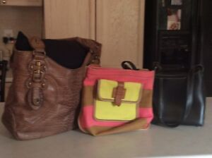 Purses - great deal $25 for all 3!
