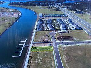 Waterfront Land, Rare North Facing .  Hope Island Hope Island Gold Coast North Preview