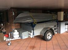 Detour Off-Road Hard Floor Camping Trailer & Tinnie Package. Daisy Hill Logan Area Preview