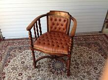 Late Victorian tub chair ? Scarborough Stirling Area Preview