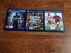 Sony PS4 Games Sales. West Ryde Ryde Area Preview